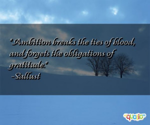 Obligations Quotes