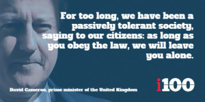UK PM David Cameron Proclaims: It's Not Enough To Follow The Law ...