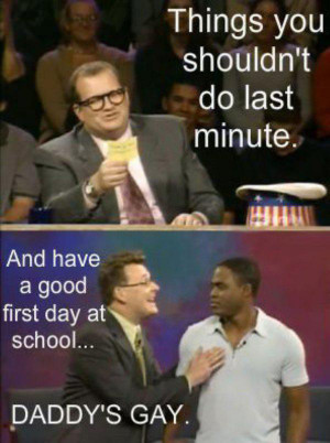The Best Improvised Lines In The History Of 'Whose Line Is It Anyway?'