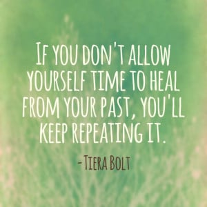 allow yourself time to heal #quotes #wisdom