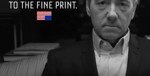 House of Cards Frank Underwood Quotes