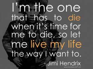 Jimi Hendrix quote by Antu