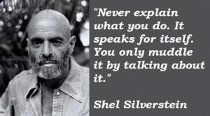 Shel silverstein ...