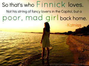 Finnick Odair And Annie Cresta Quotes