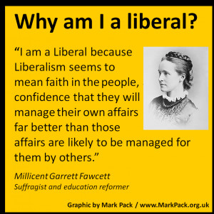 ... many more similar quotes in the Dictionary of Liberal Quotations