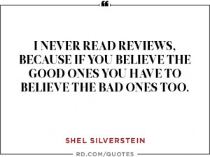 11 Motivational Quotes from Shel Silverstein