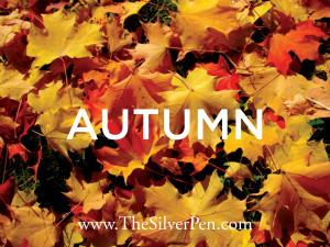 Autumn Quote HD Wallpaper 8