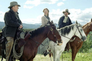 Robert Duvall, Annette Bening and Kevin Costner in Buena Vista ...