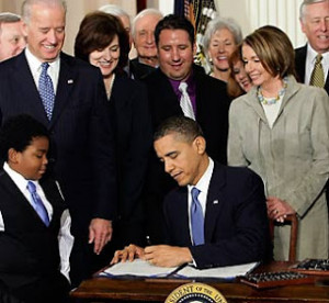 Health care reform bill: