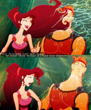 Disney #Disney animation #Hercules #Meg #Meg and Hercules #Walt ...