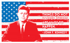 jfk kennedy president usa america quotes