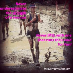 Mud Run Funny Quotes