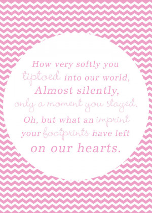 Miscarriage/Stillborn/Infant/Child Memorial by LemonsThatArePink is ...