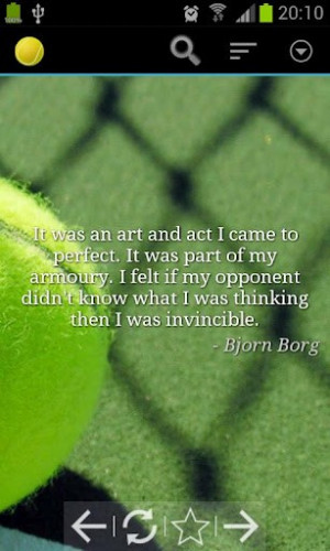 Tennis Quotes And Sayings