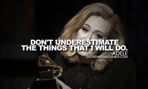 20 Best Adele Quotes