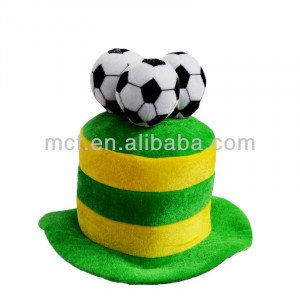 Party World Cup Funny Brazil Football Match Soccer Fans Hat Supporter ...
