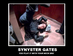 BLOG - Funny Synyster Gates Quotes