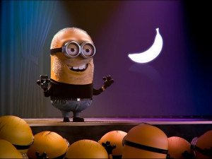 minions are small creatures which have one or two eyes and look very ...