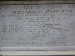 Compromise Of 1790 Alexander Hamilton