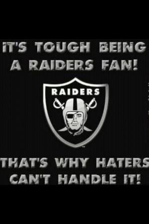 Raider Nation Quotes
