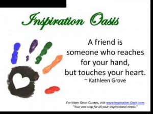 Sentimental Quotes For Friendship
