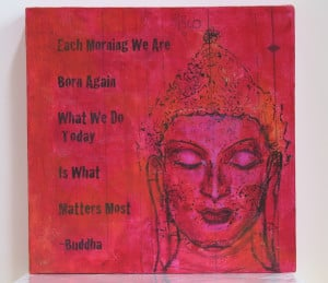 What Colour Is Your Buddha?