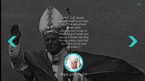 Pope John Paul II quotations, sayings. Famous quotes of Pope John Paul ...