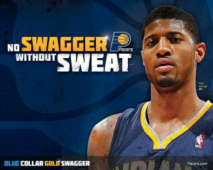 Indiana Pacers Blue Collar
