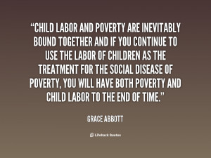 Quotes About Child Labor