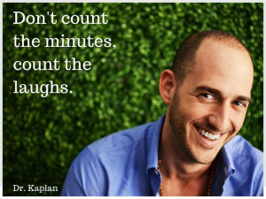 monday motivation don t count the minutes count the laughs ...