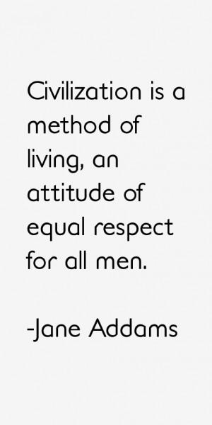 Jane Addams Quotes & Sayings