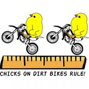 File Name : chicks_on_dirt_bikes_motocross_funny_shirt ...