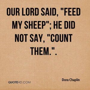 Quotes About Sheep
