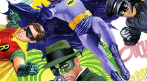 Holy Cow – Batman and Robin Meets Green Hornet and Kato in 2014!