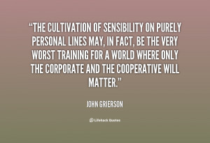 Quotes by John Grierson