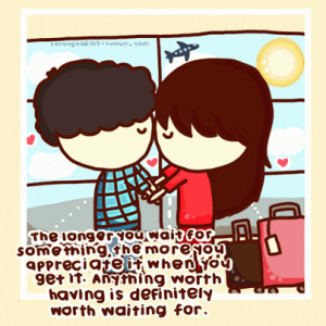 Yhannah03 Waiting For Love quotes