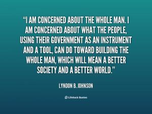 Lyndon B Johnson Quotes