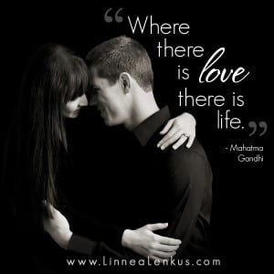 ... .com/where-there-is-love-there-is-life-inspirational-quote