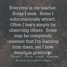... www change your world com quotes from authors everyone is my teacher