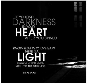 large sparks of darkness | via Facebook