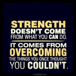 The great thing about lifting weights is it allows you to constantly ...