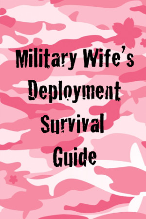 Best for deployment: Military Wife & Big Day!