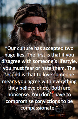 Phil Robertson Quote