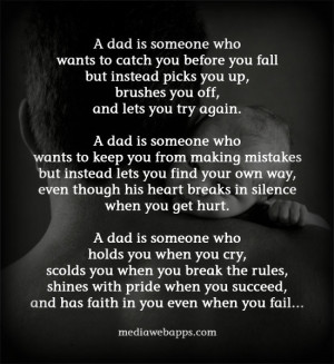 Displaying (19) Gallery Images For I Love You Dad Quotes...