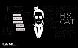 Karl Lagerfeld's 13 Craziest Quo...