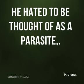 Parasite Quotes