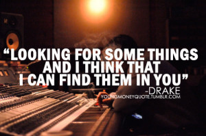Trust Issues Drake Quotes -drizzy from trust issues