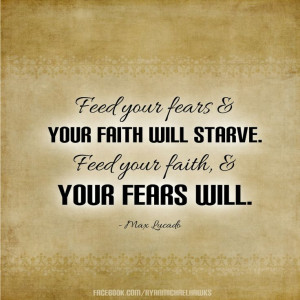 Feed Your Faith | Creative LDS Quotes