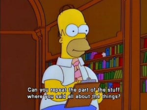 Our Favorite Homer Simpson Quotes (13 Pics)