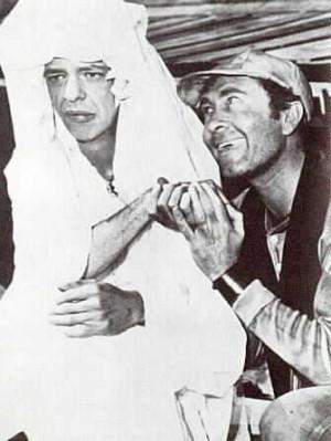 Barn & Ernest T in Mountain Wedding
